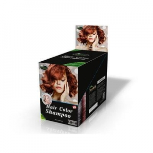 China Hair Color Product Hair Color Shmapoo 25ml*24 on sale