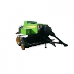 Products baler machine