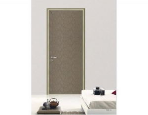 China standard solid core bedroom door on sale
