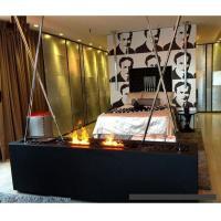 3D Atomizing Electric Fireplace