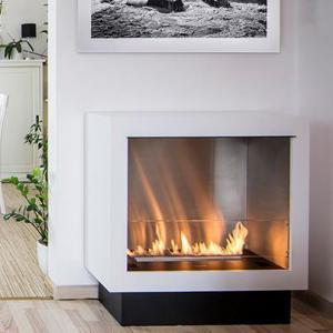 China Landcape Ethanol Fireplaces on sale