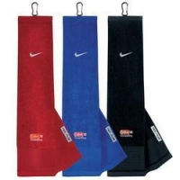 Golf Shirts #20754 Nike Tri-Fold Towel