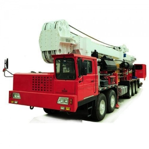 China Truck-Mounted Drill Rigs on sale