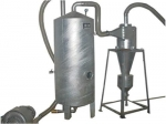 Vacuum bean suction machine