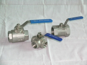 China Ball valve Internal thread ball valve on sale