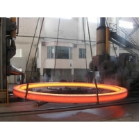 Forging ring Siad Load Lifting Ring , Steel Flange Ring Blank , Ring Rolling Machine Forging