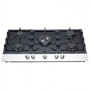 China 900mm 5 Burner Built in Gas Stove on sale