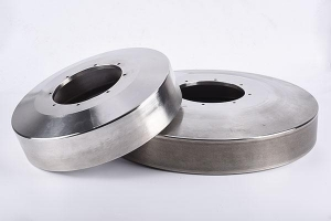 China Cobalt Alloy Cobalt Chrome Alloy Spinner Disc For Glass Wool Production Line on sale