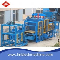 China Block Molding Machine Mobile Egg Laying Block Making Machine Hollow Concrete Block Molds for Sale on sale