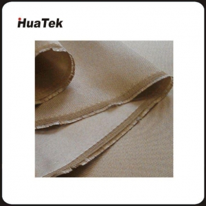 China Silica Fiberglass Welding Curtain Fabric on sale