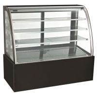 Bakery Case Glass Door Refrigerator