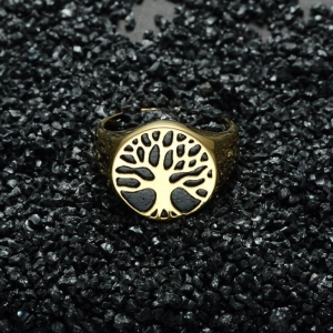 China Rings Tree of Life Ring on sale