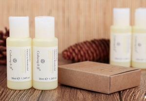 China Hotel Amenities Mini Shampoo And Conditioner Bulk on sale