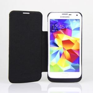 China High Quality 3800mAh Extended Battery Case For Samsung Galaxy S5 on sale