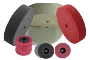 China Non-woven Abrasive Wheel/Disc Non-woven Abrasive Wheel/Disc on sale