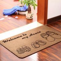 China PVC Printed Door Mat on sale
