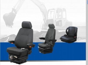 China Crane Operator Seat Height Adjustable Folding Chair on sale