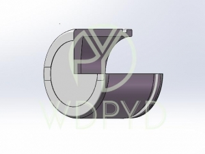 China Pistons WDPYD NO.:554501 SPARE COMPONENTS on sale