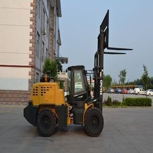 China Forklift Product name:3.5 Ton Rough Terrain Forklift on sale