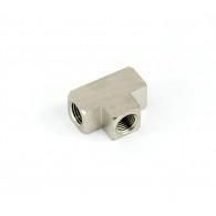 China Fittings 1/4 NPT Flat Bar Stock Tee on sale