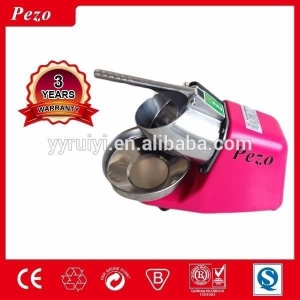 China Automatic Electric Ice crusher machine/block Ice Crusher Machine on sale