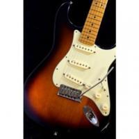 Fender American Deluxe Stratocaster N3 V-Neck -3 Color Electric Guitar