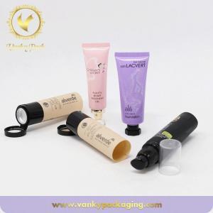 China PE Laminated Cosmetic Tube, Plastic Cosmetic Packaging Tube, Plastic Cosmetic Tube on sale