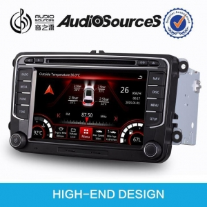 China VW Tiguan Caddy Amarok Car dvd player DS-611 on sale