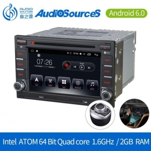 China Android 6.01 Car DVD Player For Univerual Series T10-410 on sale