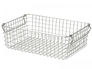 China Wire Basket Is Made of 316/304 Stainless Steel, Carbon Steel, Copper Wire on sale
