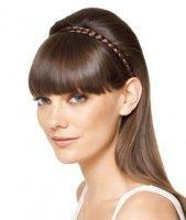 China Hairpieces by Type French Braid Band on sale