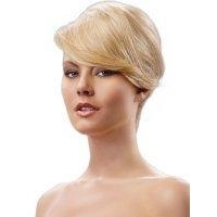 China Hair Extensions by Type Swept Away Clip In Bang (1pc) on sale