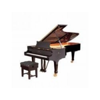 Steinway, Grand Piano, D-274, With Bench /Ebonised high Polish