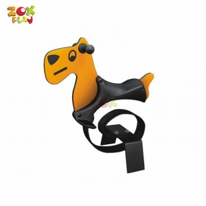 China Outdoor Playground Rocking Horse Series Playground Spring Rider Toys on sale