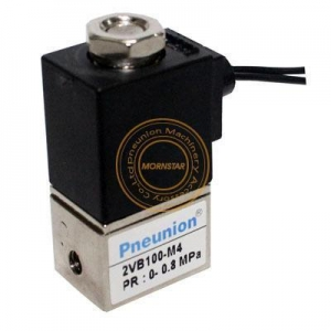 China 2/2Way miniature solenoid valve with brass materials 2VB100-M4~2VB230-06 on sale