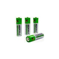 China A.Carbon Zinc Battery (8) R6 AA Dry Battery( Highvolt) on sale