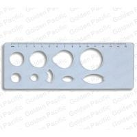 China Ophthalmic Ruler on sale