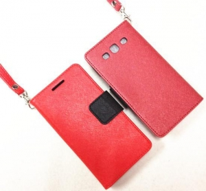 China for Samsung galaxy 9082 leather case on sale