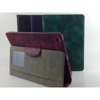 China iPad for apple ipad air leather case on sale