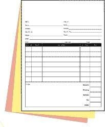 China Full Color Carbonless NCR Forms! on sale