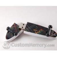China USB Flash Drives Custom Shape- Skate Board on sale