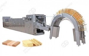 China Wafer Biscuit Production Line on sale