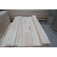 paulownia finger joint board for door frame