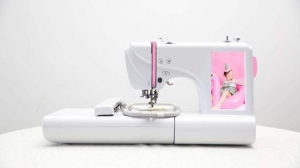 China Computerized Sewing&embroidery Machine ES5 on sale