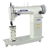 China Self-lubrication Double Needle Post Bed Sewing Machine for sale
