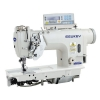 China Direct Drive High Speed Doulbe Needle Lockstitch Sewing Machine for sale