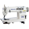 China High Speed Double Needle Chainstitch Sewing Machine for sale