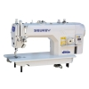 China High Speed Single Needle Direct Drive Lockstitch Sewing Machine Industrial for sale