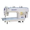 China High Speed Single Needle Direct Drive Lockstitch Sewing Machine for Heavy Duty for sale