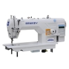 China Single Needle Lockstitch Sewing Machine with Auto Thread Trimmer for sale